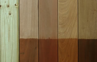 Naturally Durable Inc Fsc Certified Tropical Hardwood